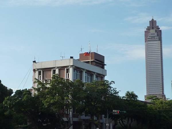 台北二二八紀念公園陸檢0007號一等水準點 006