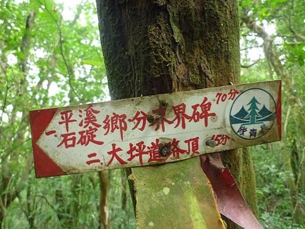 串空湖古道.九芎坑山 108