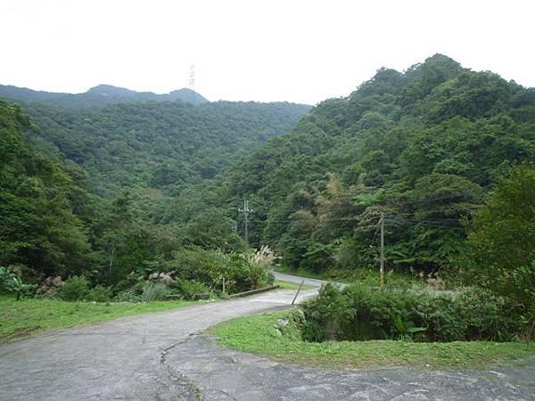 串空湖古道.九芎坑山 122