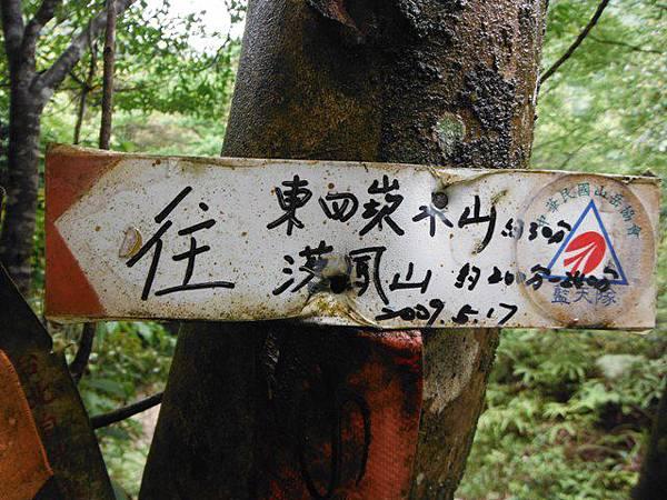 東四崁水山.四崁水山.文大華林植物園.高麗坑山.新高麗坑山 035