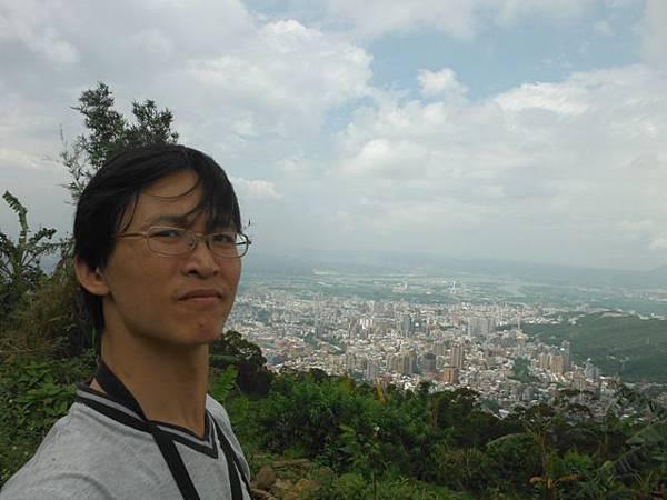 仰德大道登下竹林山 065