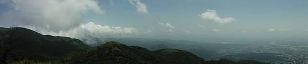 大屯山群峰 080