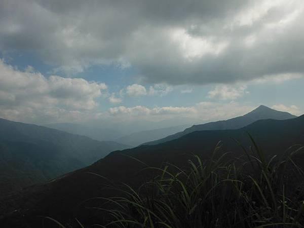 拔刀爾山.美鹿山南峰 066