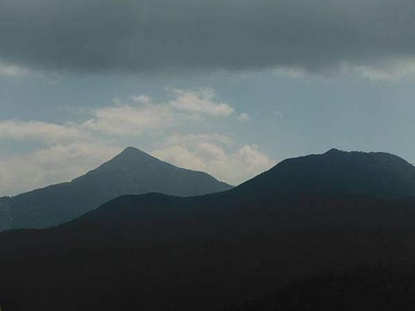 拔刀爾山.美鹿山南峰 071