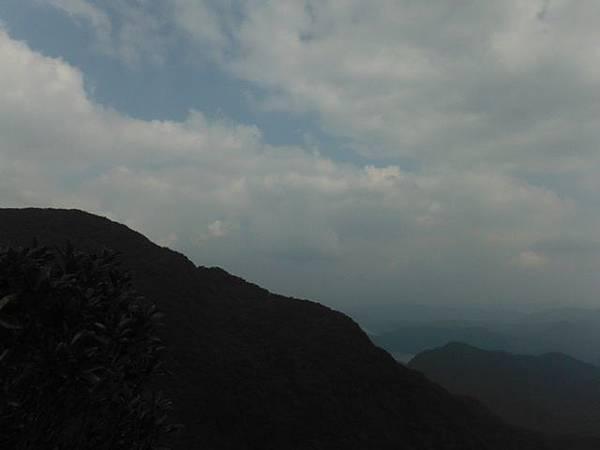 雞心尖.中嶺山.石碇後山.赤腳蘭山.鳥嘴尖 183
