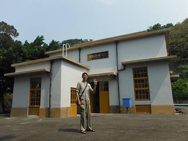 三角埔發電所.水管路步道.第三淨水廠.陽明湧泉 011