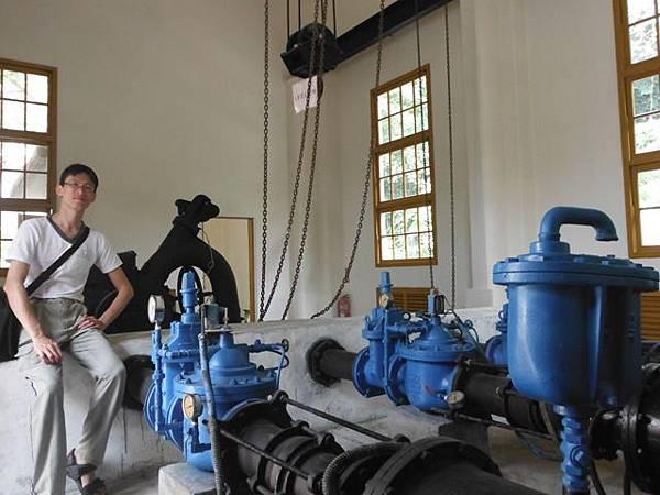 三角埔發電所.水管路步道.第三淨水廠.陽明湧泉 038