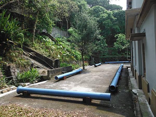 三角埔發電所.水管路步道.第三淨水廠.陽明湧泉 046