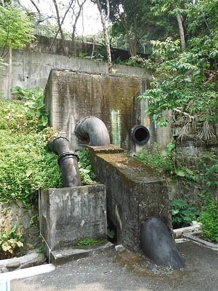 三角埔發電所.水管路步道.第三淨水廠.陽明湧泉 051