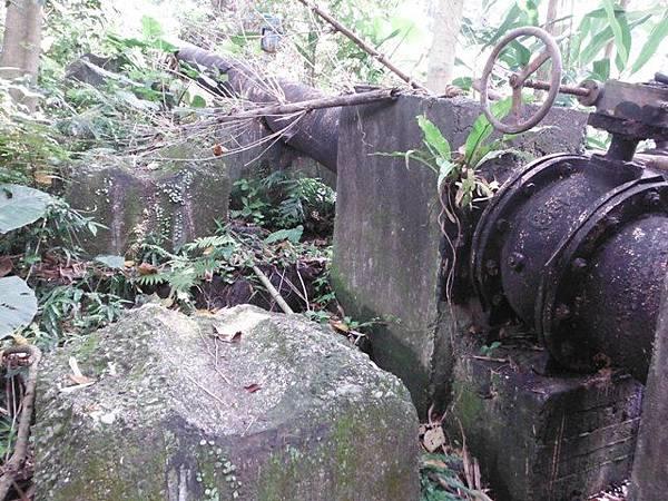 三角埔發電所.水管路步道.第三淨水廠.陽明湧泉 059