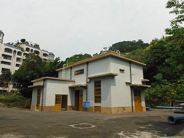 三角埔發電所.水管路步道.第三淨水廠.陽明湧泉 071