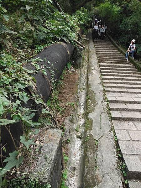 三角埔發電所.水管路步道.第三淨水廠.陽明湧泉 086