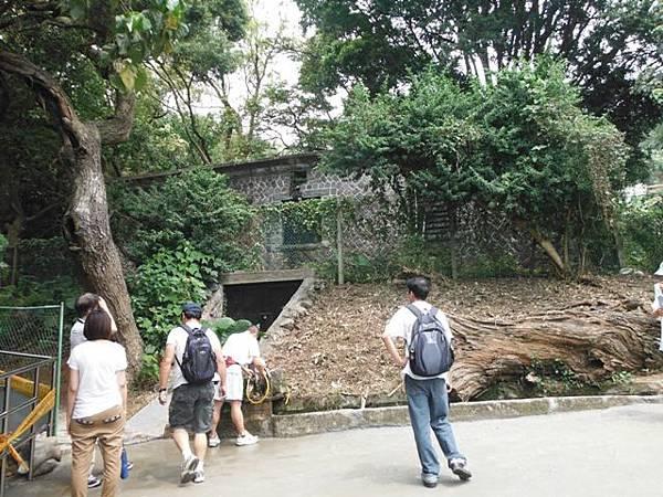 三角埔發電所.水管路步道.第三淨水廠.陽明湧泉 090
