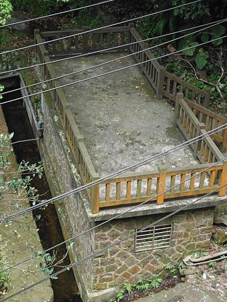 三角埔發電所.水管路步道.第三淨水廠.陽明湧泉 123