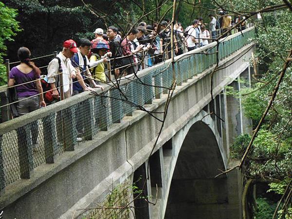三角埔發電所.水管路步道.第三淨水廠.陽明湧泉 145