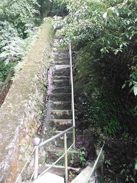 三角埔發電所.水管路步道.第三淨水廠.陽明湧泉 159