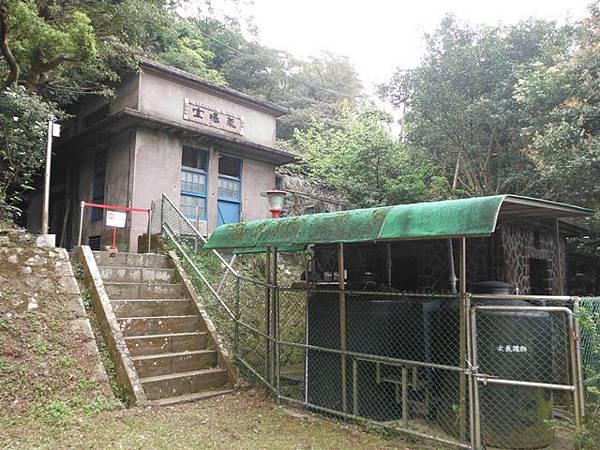 三角埔發電所.水管路步道.第三淨水廠.陽明湧泉 189