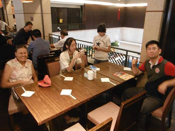 六福客棧福園廳下午茶 001