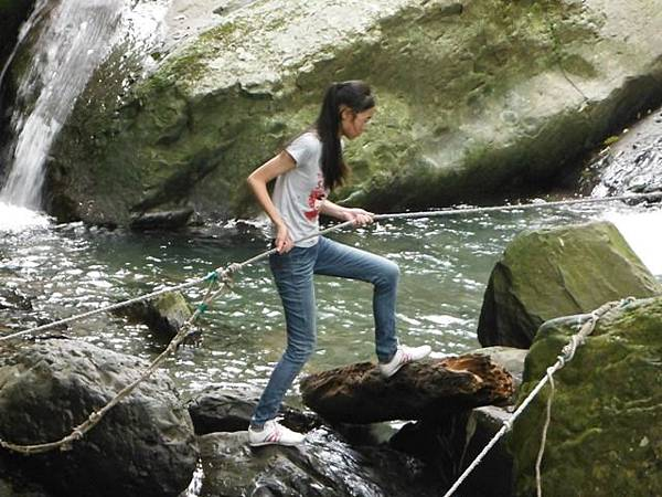 雲森瀑布.姐妹瀑布 024