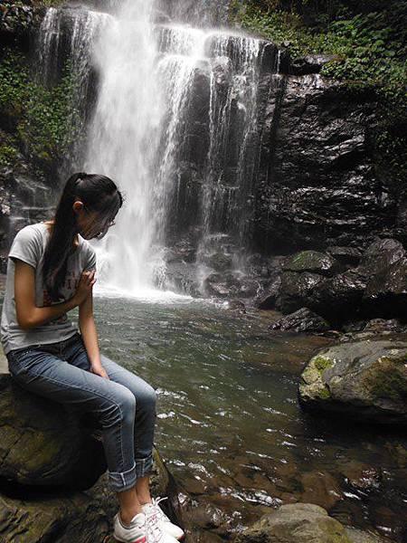 雲森瀑布.姐妹瀑布 036