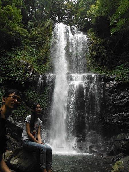 雲森瀑布.姐妹瀑布 038