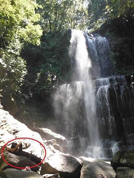 雲森瀑布全家福 076