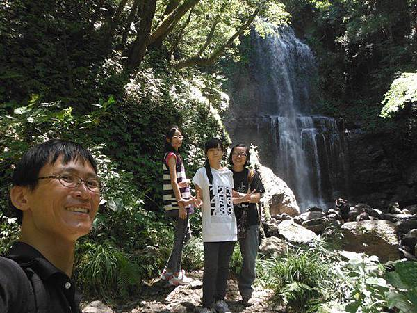 雲森瀑布全家福 087