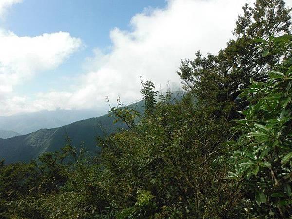 逐鹿山.逐鹿山西峰下雲森瀑布 117