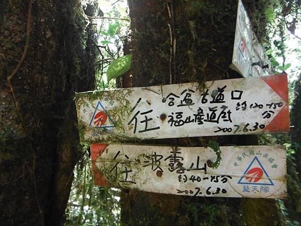 波露池.波露山.哈盆古道 093