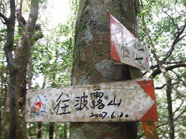 波露池.波露山.哈盆古道 154