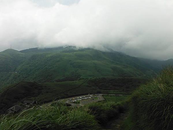 七星山.恐龍接吻石.凱達格蘭山.七星山南峰 004