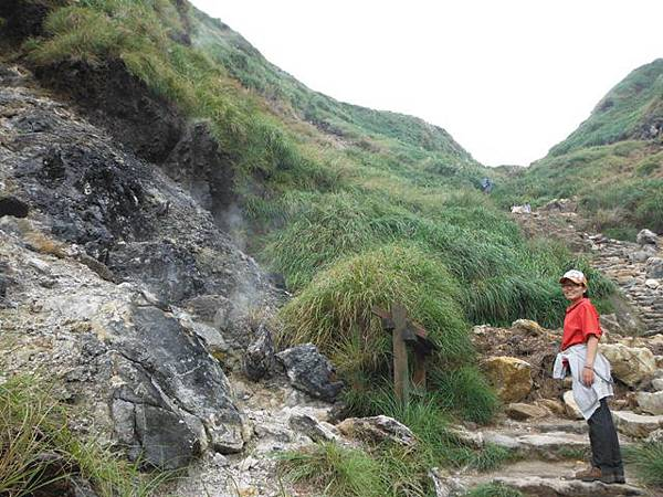 七星山.恐龍接吻石.凱達格蘭山.七星山南峰 007