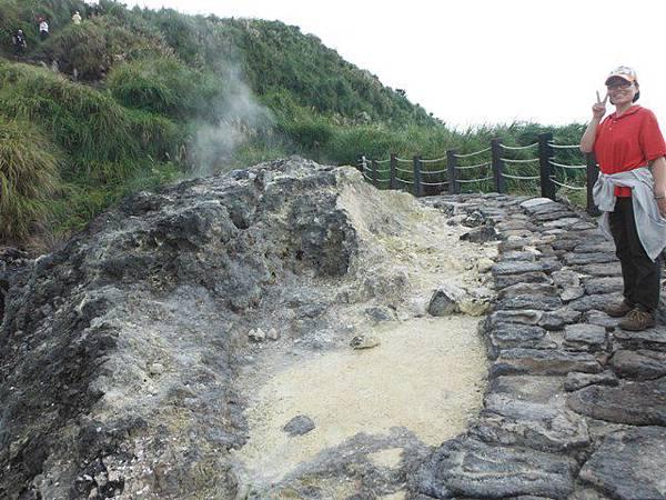 七星山.恐龍接吻石.凱達格蘭山.七星山南峰 019