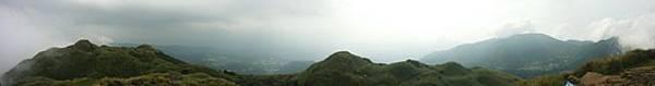 七星山.恐龍接吻石.凱達格蘭山.七星山南峰 041