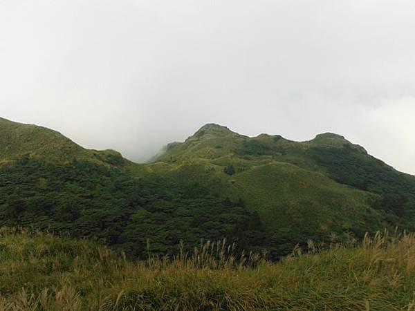 七星山.恐龍接吻石.凱達格蘭山.七星山南峰 097