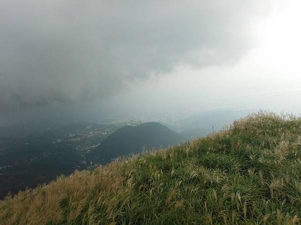 七星山.恐龍接吻石.凱達格蘭山.七星山南峰 104