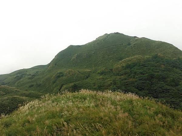 七星山.恐龍接吻石.凱達格蘭山.七星山南峰 106
