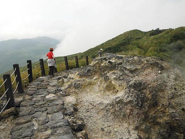 七星山.恐龍接吻石.凱達格蘭山.七星山南峰 112