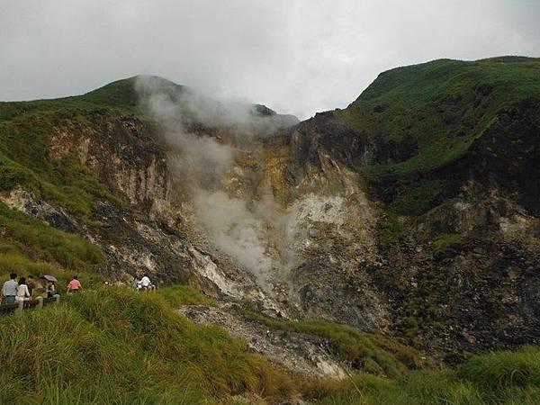 七星山.恐龍接吻石.凱達格蘭山.七星山南峰 114