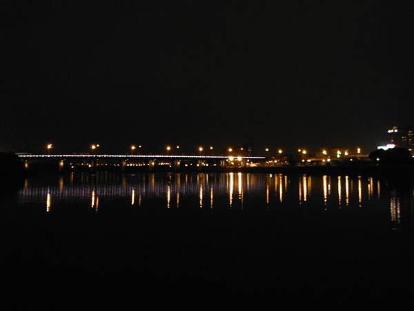 夜遊古亭河濱公園 008