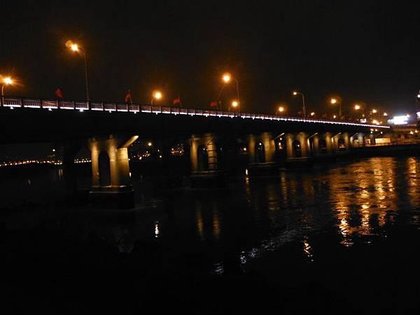夜遊古亭河濱公園 009