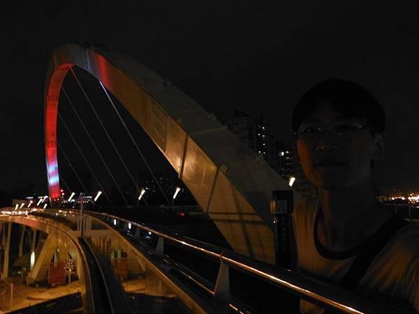 夜遊古亭河濱公園 014