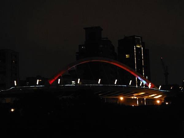 夜遊古亭河濱公園 022