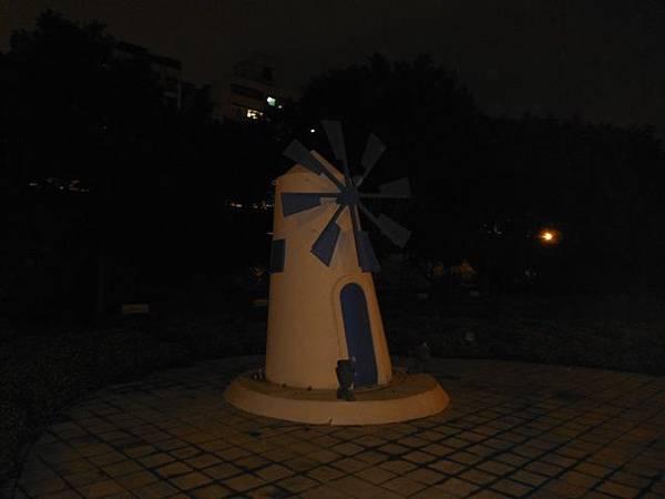 夜遊古亭河濱公園 025