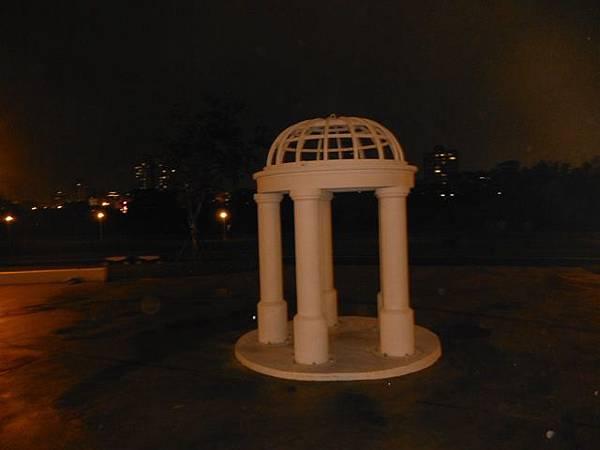 夜遊古亭河濱公園 027