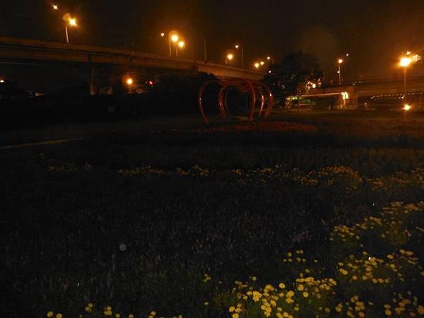 夜遊古亭河濱公園 032