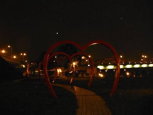 夜遊古亭河濱公園 033