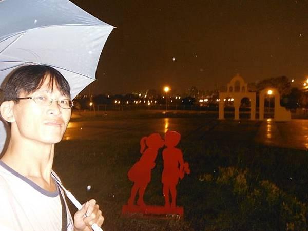 夜遊古亭河濱公園 037