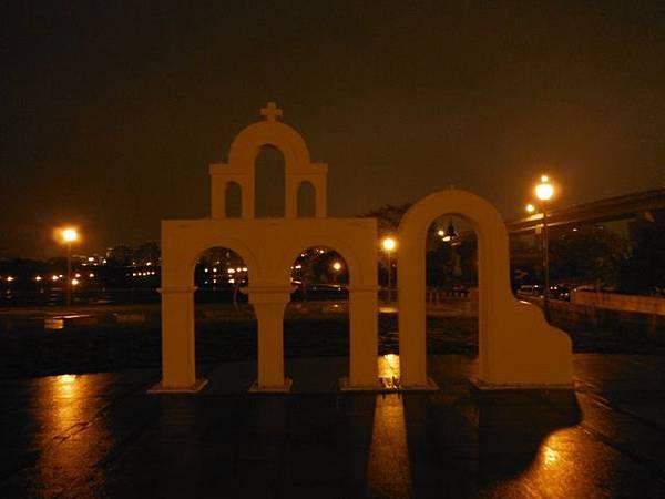 夜遊古亭河濱公園 038