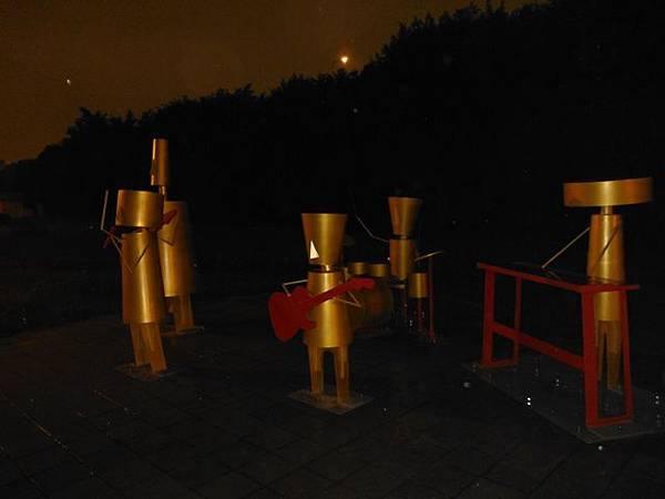 夜遊古亭河濱公園 040